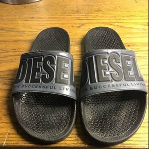 Diesel Industry Freestyle Slip-on Slide Sandals 11